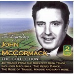JOHN MCCORMACK - THE LEGENDARY JOHN MCCORMACK THE COLLECTION (CD)...