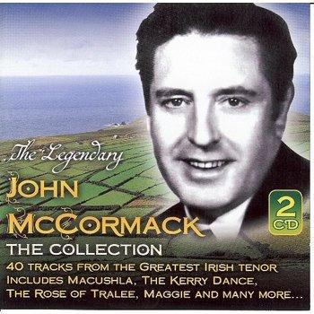 JOHN MCCORMACK - THE LEGENDARY JOHN MCCORMACK THE COLLECTION (CD)