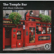 THE TEMPLE BAR IRISH MUSIC COLLECTION - VARIOUS ARTISTS (CD).