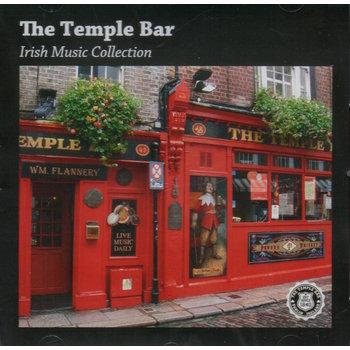 THE TEMPLE BAR IRISH MUSIC COLLECTION - VARIOUS ARTISTS (CD)