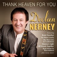 DECLAN NERNEY - THANK HEAVEN FOR YOU (CD)...
