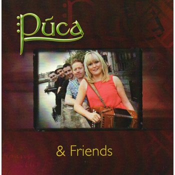PÚCA & FRIENDS (CD)