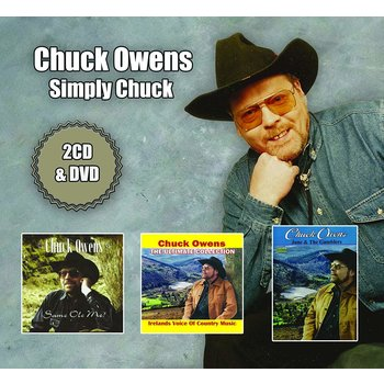 CHUCK OWENS - SIMPLY CHUCK (CD / DVD)
