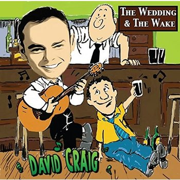 DAVID CRAIG - THE WEDDING AND THE WAKE (CD)