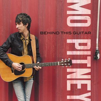 MO PITNEY - BEHIND THIS GUITAR (CD)