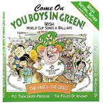COME ON YOU BOYS IN GREEN - VARIOUS ARTISTS (CD).