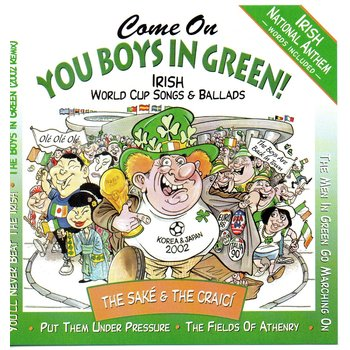 COME ON YOU BOYS IN GREEN - VARIOUS ARTISTS (CD)