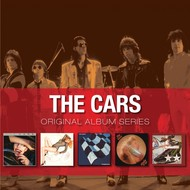 THE CARS - ORIGINAL ALBUM SERIES (CD).