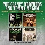 THE CLANCY BROTHERS AND TOMMY MAKEM - IN PERSON AT CARNEGIE HALL / LIVE IN IRELAND / IN CONCERT / FREEDOM'S SONS (CD)...