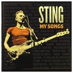 STING - MY SONGS (CD).