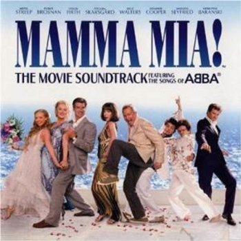 MAMMA MIA - THE MOVIE SOUNDTRACK (Vinyl LP)
