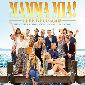 MAMMA MIA HERE WE GO AGAIN OST (Vinyl LP)