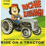 RICHIE KAVANAGH - RIDE ON A TRACTOR (CD).. )