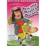 RICHIE KAVANAGH  - RICHIE RIDES AGAIN (DVD)...