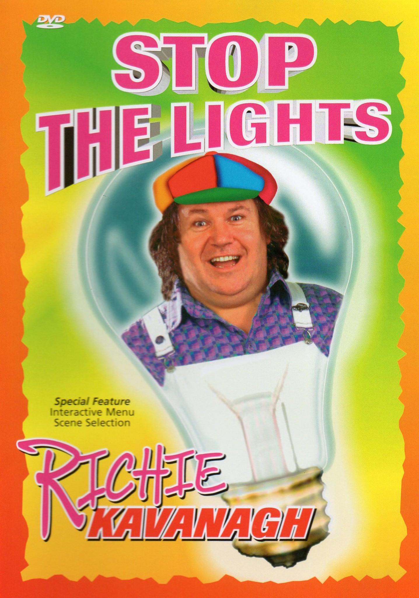 Richie Kavanagh Stop The Lights DVD - CDWorld ie