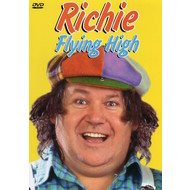 RICHIE KAVANAGH - FLYING HIGH (DVD)...