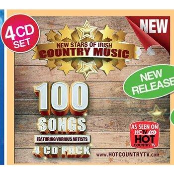 NEW STARS OF IRISH COUNTRY - VARIOUS ARTISTS (CD