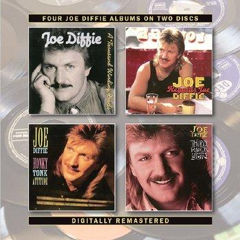JOE DIFFIE - A THOUSAND WINDING ROADS / REGULAR JOE / HONKY TONK ATTITUDE / THIRD ROCK FROM THE SUN (CD)