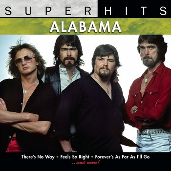 ALABAMA - ALABAMA SUPER HITS (CD)