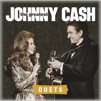 JOHNNY CASH - THE GREATEST DUETS (CD)