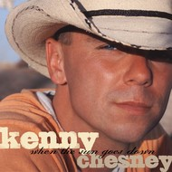 KENNY CHESNEY - WHEN THE SUN GOES DOWN (CD).  )