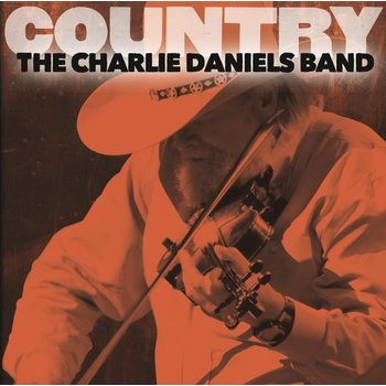 THE CHARLIE DANIELS BAND - COUNTRY (CD)
