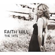 FAITH HILL - THE HITS (CD).  )