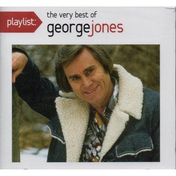 GEORGE JONES - THE VERY BEST OF GEORGE JONES (CD)