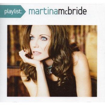 MARTINA MCBRIDE - THE BEST OF MARTINA MCBRIDE (CD)