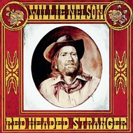 WILLIE NELSON - RED HEADED STRANGER (CD).