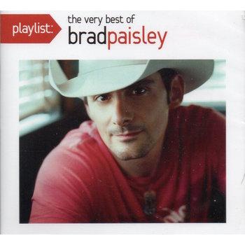 BRAD PAISLEY - THE VERY BEST OF BRAD PAISLEY (CD)