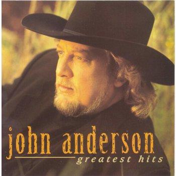 JOHN ANDERSON - GREATEST HITS (CD)