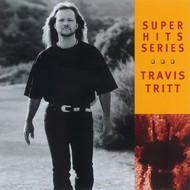 TRAVIS TRITT - SUPER HITS SERIES VOLUME 2 (CD).  )