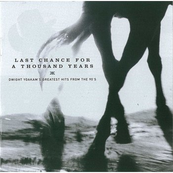 DWIGHT YOAKAM - LAST CHANCE FOR A THOUSAND YEARS, GREATEST HITS FROM THE 90'S (CD)