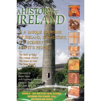 A HISTORY OF IRELAND (DVD)