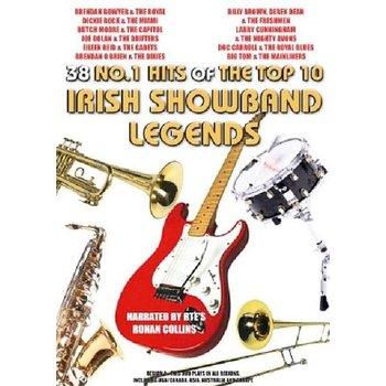 IRISH SHOWBAND LEGENDS - 38 NO.1 HITS OF THE TOP 10 IRISH SHOWBAND LEGENDS (DVD)