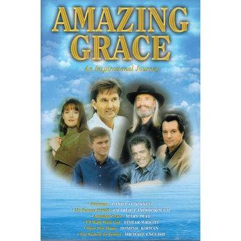 AMAZING GRACE - VARIOUS ARTISTS (DVD)