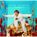 ELTON JOHN - ONE NIGHT ONLY, THE GREATEST HITS (CD)...