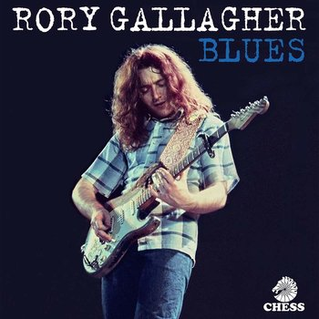 RORY GALLAGHER - BLUES (CD)