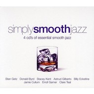 SIMPLY SMOOTH JAZZ - VARIOUS ARTISTS (4 CD Set)...