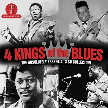4 KINGS OF THE BLUES (CD)