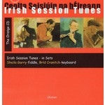 IRISH SESSION TUNES THE ORANGE CD - SHEILA GARRY & BRÍD CRANITCH (CD).