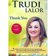 TRUDI LALOR - THANK YOU (DVD)...