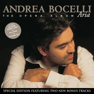 ANDREA BOCELLI - ARIA THE OPERA ALBUM (CD).