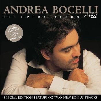 ANDREA BOCELLI - ARIA THE OPERA ALBUM (CD)