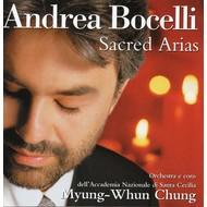 ANDREA BOCELLI - SACRED ARIAS (CD).