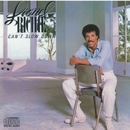 LIONEL RICHIE - CAN'T SLOW DOWN (CD).