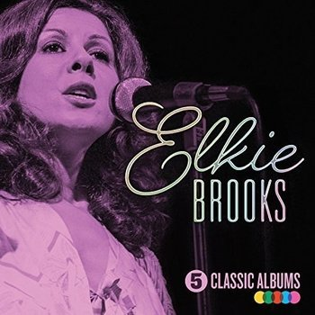 ELKIE BROOKS - 5 CLASSIC ALBUMS (CD)