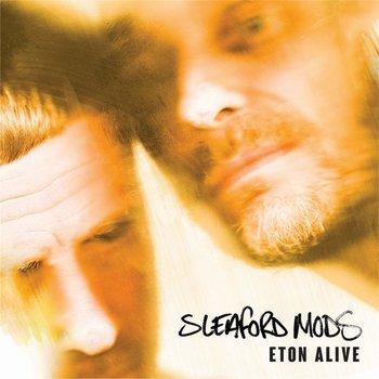 SLEAFORD MODS - ETON ALIVE (VInyl LP)