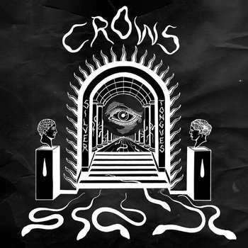 CROWS - SILVER TONGUES (Vinyl LP)